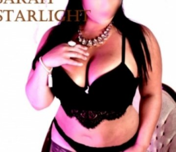 Montreal Escort Sarahstarlight Adult Entertainer, Adult Service Provider, Escort and Companion.