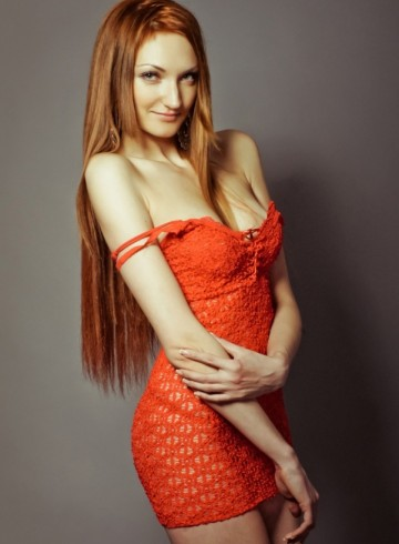 Saint Petersburg Escort KristinayourREDGIRL Adult Entertainer in Russia, Female Adult Service Provider, Russian Escort and Companion.
